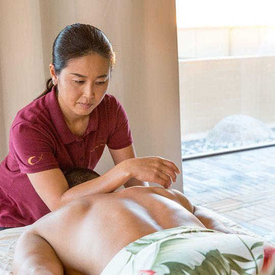 Massage in Waikiki