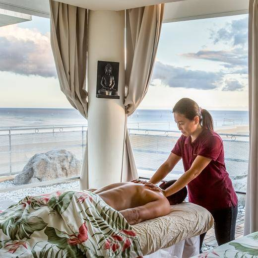 Massage in Waikiki Beach - Infinity Spa