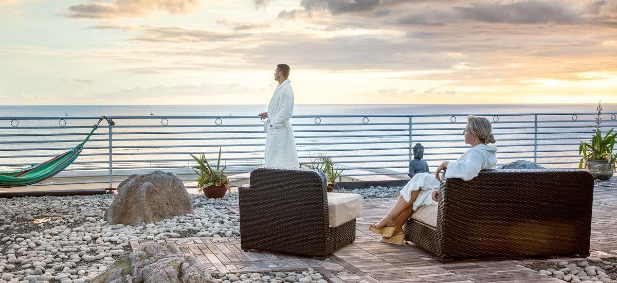 Infinity Spa Waikiki - The Spa in The Sky